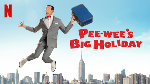 Pee-wee's Big Holiday